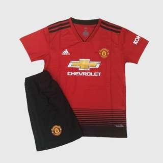❗️SALE❗️Manchester United 18-19 Home/Away/Third Jersey