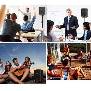 BUDGET Portable Sound System for RENT - Suitable for small gatherings