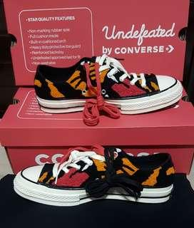 Converse x Undefeated (UK8)