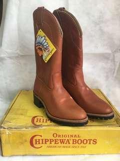 Deadstock Chippewa Cowboy Noots