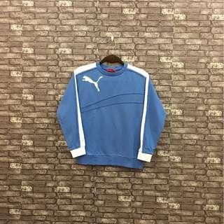 Puma Sweatshirt Blue Puma Sweater