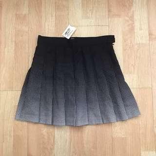 nwt authentic American apparel ombre tennis skirt