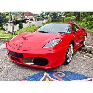 Ferrari F430 2008 Year Make