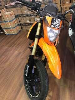 Keeway TX200