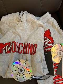 HMoschino Sweater and Track