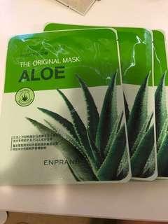 The original Aloe mask