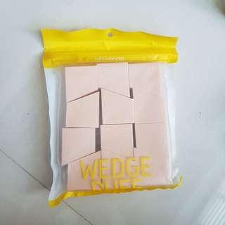 Skinfood Wedge Puff Jumbo Size (12 pcs)