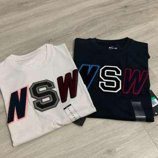 Nike NSW over size tee