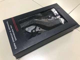 Honda CB190R brake/clutch lever