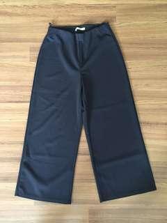 Padini Navy Blue Culottes