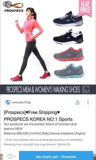 Prospec Shoes Korea
