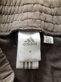 Adidas low waist pants