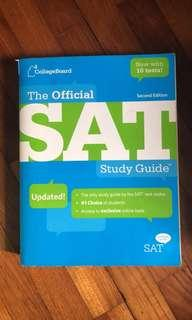 The Official SAT Study Guide College Board