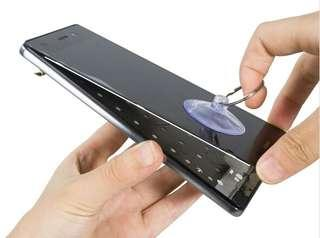 Samsung/asus/Huawei/oppo/vivo/redmi Lcd/battery/ replacement