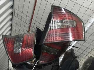 Subaru Legacy BL5 tail lamp
