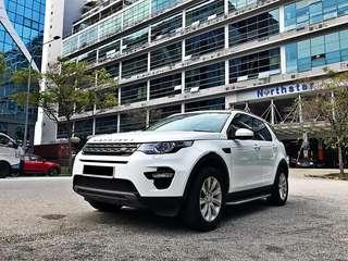 LAND ROVER DISCOVERY SPORT 2.0 SI4 SE 7STR