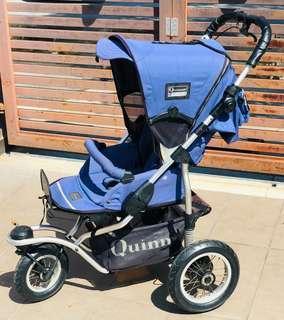 Stroller quinny