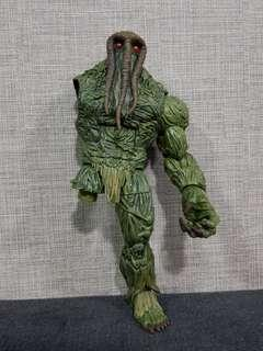 Marvel Legends Man Thing BAF (not complete)