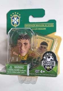 Pajangan Mini Neymar JR - CBF Brasil