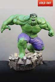 HMO HX Projects Hulk statue(1/6)