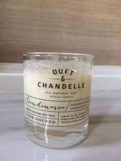 Duft & Chandelle Scandinavia premium local candle