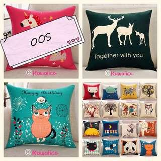 🚚 [ CLEARANCE ] Buy 5 free 1 Cushion Covers INSTOCK