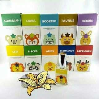 Parfum zodiak