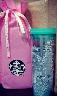 """Preloved Tumbler Starbucks Korea """"Tosca"""""""