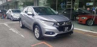 Honda Vezel 2018 Facelift