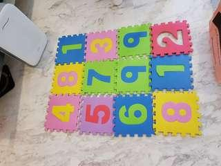 ABC Puzzle PlayMat Play yard mat