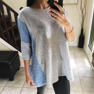 Bnwt Duffy 100% cashmere sweater size XS