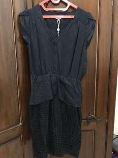 Hoss Intropia Black Dress