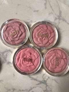 🌟INSTOCK🌟Milani Rose Powder Blush (defect)