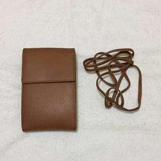 3-IN-1 BROWN POUCH