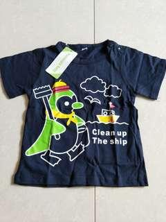 Clearance T-shirt size 90 (1-2y)