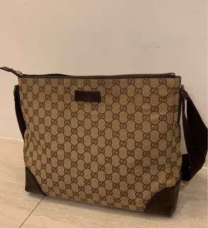 🚚 Gucci 專櫃正品斜背/側背包