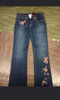 Moiselle Jeans(32寸腰圍,41寸褲長度)