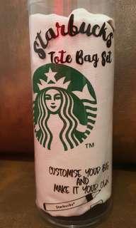 Tote Bag Starbucks Original Limited Edition
