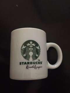 #SBUX50 Starbucks Demitasse Mug