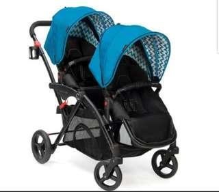 Contour Twin Stroller
