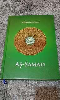 AL-QUR'AN AS-SAMAD