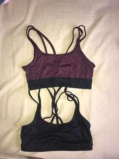 Sport bras