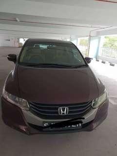 Honda Odyssey RB3 2.4L Automatic