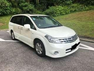 Nissan Pressage V6 3.5L Automatic JAPAN SPEC