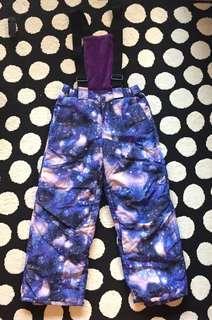 Girls Snow Pants 滑雪褲