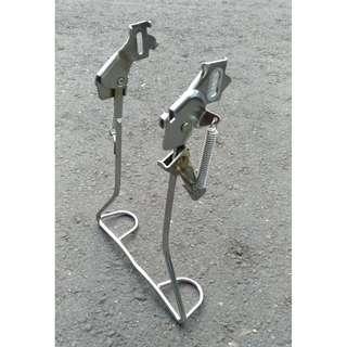 26吋單速或隱藏內變速腳踏自行車側腳架/邊柱/側架/腳柱/側支架/停支柱
