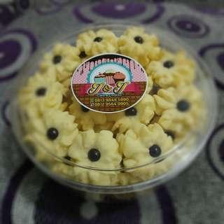 Kue Semprit coco chip