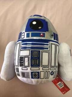 R2-D2 Star Wars Plushy