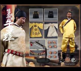 *MISB* 303 Toys Zhu Yuanzhang Emperor of the Ming Dynasty 1/6 Figure