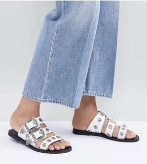 Sol Sana Slides/Sandals